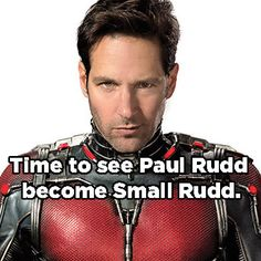 """59 Thoughts I Had While Watching """"Ant-Man"""""""
