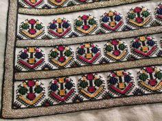 Romanian blouse detail. Bucovina. Photo Alina Panaite