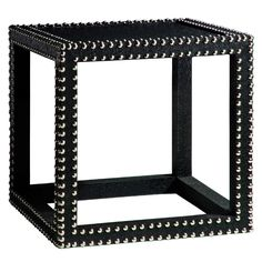 New to store! Bungalow 5 Marco Side Table Black from @LaylaGrayce #laylagrayce #bungalow5 #table