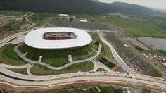 El Estadio Omnilife
