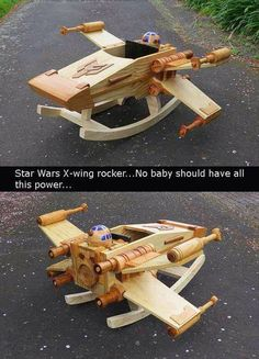 10 Gadgets For Babies Born To Geek Parents - Baby Star Wars - Ideas of Baby Star Wars - Star Wars X-Wing Rocker Star Wars Nursery, Star Wars Room, Star Wars Baby, X Wing, Regalo Baby Shower, Nave Star Wars, The Force Is Strong, Baby Kind, Future Baby