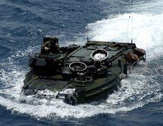 Assault Amphibious Vehicle | Military Vehicle Photos - AAV-7 Amphibious Assault Vehicle