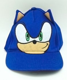 Wonderland Toys Sonic the Hedgehog Ear Cap c4fdf20cfbc7