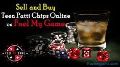 Fuel my Game gives the loyal fans of Teen Patti an excellent opportunity to carouse in an endless gaming experience. So if you are running out of #TeenPattiGoldchips online, feel free to visit Fuel My Game and have a look at the list of buyers and sellers of Teen Patti Chips. Get stacks and stacks of Teen Patti Chips under a single roof.