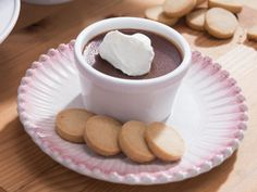 Get Chocolate Pots de Creme Recipe from Food Network