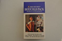 Bed Buddy Thermatherapy Hot or Cold Pack For Arthritis Wrist Ankles Back NEW #BedBuddy
