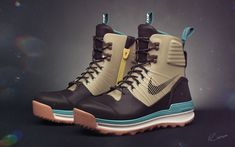 Nike LunarTerra Arktos | Rodrigo Ortega