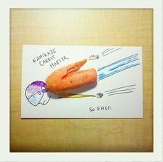 Kamikaze Carrot