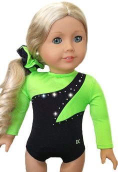 68fe97386c6c 13 Best Doll Gymnastics Leotards - Cara Anne Designs images ...