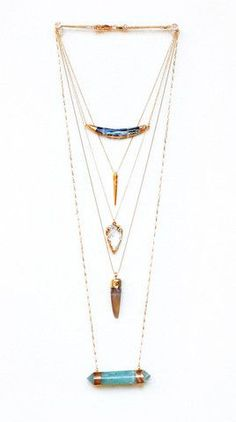summer layers by kei jewelry