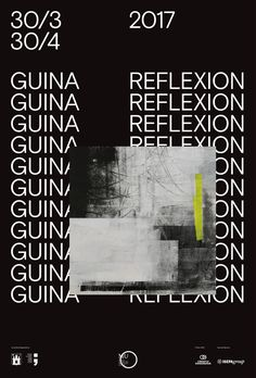 Collaboration with Basel-based artist Boris Guina on the graphic design and art direction of his recent show, Reflexion. The exhibition took place at The Museum of Arts and Crafts in Zagreb.