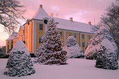 Gavnø Slot   Her afholder vi julemarked og livsstilsmesse