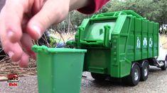 Garbage Truck Videos For Children l Garbage Trucks In Action l Garbage T...