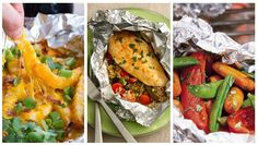 15 Foil Meals for the Grill