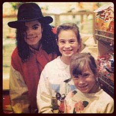 Shopping, ca 1991 #michaeljackson