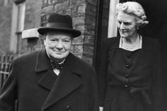 """Winston Churchill to His Wife Clementine  """"My darling Clemmie, in your letter from Madras you wrote some words very dear to me, about having enriched your life. I cannot tell you what pleasure this gave me, because I always feel so overwhelmingly in your debt, if there can be accounts in love…What it has been to me to live all these years in your heart and companionship no phrases can convey."""""""