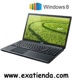 "Ya disponible Nb Acer e1 572    (por sólo 550.99 € IVA incluído):   -Procesador:Intel Core i5-4200U / 1.6 GHz (2.6GHz turbo) -Memoria:4GB DDR3 1600MHz (max. 16GB) -Hdd:750GB SATA 5400rpm -Óptico:NO -Pantalla:TFT LED 15.6"" HD (1366x768) -Graficos:Intel HD Graphics 4400 -Webcam:Integrada -Conectividad: *Lan:10/100/1000 *Wifi:802.11b/g/n *Bluetooth:v4.0 -Sistema operativo:Windows 8 64bits -Interfaces: 2 x USB 2.0 1 x USB 3.0 1 x VGA 1 x HDMI 1 x Auricular/microfono 1 x Lect"