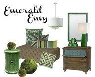 CGH has Emerald Envy!  @Pantone  #coloroftheyear #emerald #green