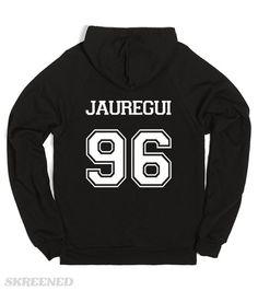 Varsity Harmony - Jauregui 96 design | Varsity Harmony - Jauregui 96 design #Skreened
