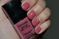 Covergirl Outlast Stay Brilliant Nail Gloss in 260 Always Autumn Blog ~ Aquaheart's Obsessions