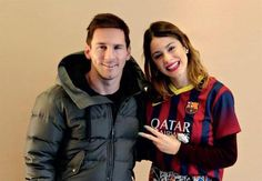 Messi & Martina Stoessel (M&M)