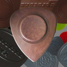 Reprotone was formed by brothers William and James Humphrey in to supply the market with a recycled guitar pick that performs like any other guitar Guitar Picks, Copper, Brass