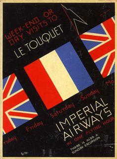 Imperial Airways 1935