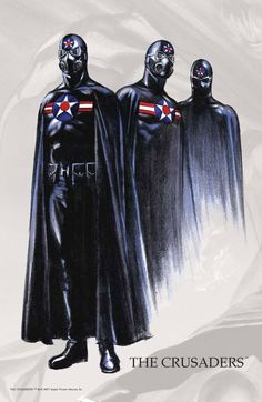 The Crusaders by Alex Ross