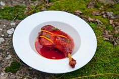 Утка с апельсинами, свекольным соком и розмарином/ Anatra all'arancia, succo di barbabietola e rosmarino | Элла Мартино Рецепты Кулинарные туры Итальянская кухня