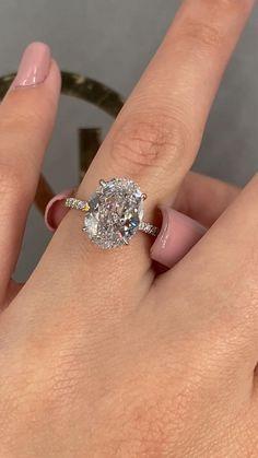 Most Beautiful Engagement Rings, Beautiful Diamond Rings, Unique Diamond Engagement Rings, Dream Engagement Rings, Classic Engagement Rings, Diamond Wedding Rings, Engagement Rings For Women, Engagement Sets, Wedding Bands