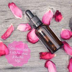 Odličovač s růžovým květem Parasite Cleanse, Black Seed, Spa Day, Seed Oil, Aloe Vera, Perfume Bottles, Tea, Zen Yoga, Beauty
