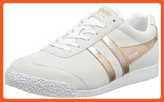 Harrier Suede, Sneakers Basses Homme, Marron (Tobacco/Tobacco/Off White FF), 41 EUGola