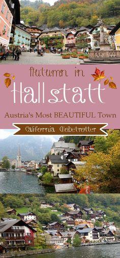 Autumn in Hallstatt - Austria's MOST Beautiful Town - California Globetrotter