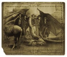Paranormal Creatures: The Legend of The Arizona Thunderbird