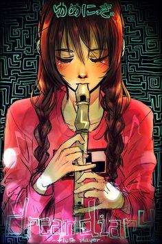 Flute Player, Yume Nikki