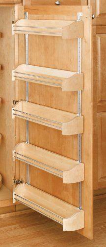 Fresh Cabinet Door Storage Shelves