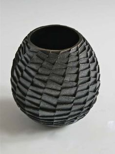 Ashraf Hanna; Ceramic Vessel, 2010s.