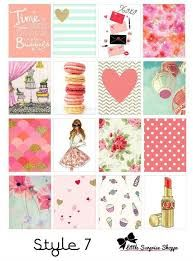 Image result for days of the week cards