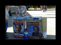 Texas Democratic Senate Candidate Calls For Obama's Impeachment