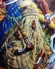 Prece a Obaluaê e Omulú   Dominador das epidemias. De todas as doenças e da peste. Omulu, Senhor da Terra. Obaluaê, meu Pai Eterno. Dai-nos saúde para a nossa mente, dai-nos saúde para nosso corpo. Reforçai e revigorai nossos espíritos para que possamos enfrentar todos os males e infortúnios da matéria. Atotô meu Obaluaê! …