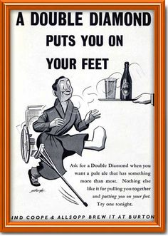 1950 Double Diamond Pale Ale (Click picture for more details)