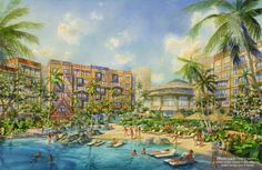 Disneyland Hong Kong breaks ground on new resort!