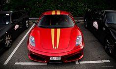 Ferrari 430 Scuderia by Willem Rodenburg, via Flickr