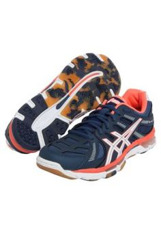 Tênis Asics Gel-Volleycross Revolution Azul
