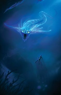 fantasy Subnautica - Ghost Leviathan Poster How Ozone Air Purifiers Work There is a debate raging ab Subnautica Creatures, Fantasy Creatures, Mythical Creatures, Subnautica Concept Art, Le Kraken, Scary Art, Creepy, Adventure Of The Seas, Sea Monsters