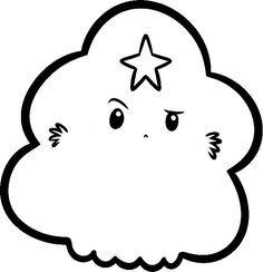 Coloring Pages Chibi Online Coloring Pages, Cute Coloring Pages, Free Coloring, Coloring Sheets, Lumpy Space Princess, Princess Coloring Pages, Chibi, More Pictures, Hello Kitty