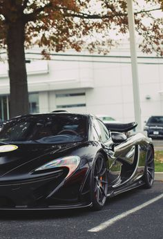 McLaren P1 by Santinelli Photography. MORE [+]