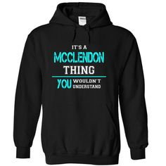 Its a MCCLENDON Thing, You Wouldnt Understand! - #black shirt #hoodie novios. OBTAIN LOWEST PRICE => https://www.sunfrog.com/Names/Its-a-MCCLENDON-Thing-You-Wouldnt-Understand-tciabhyndn-Black-9084267-Hoodie.html?68278