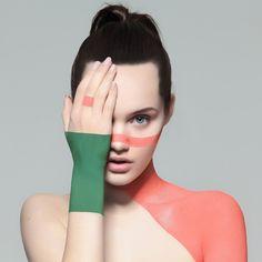 Art direction & concept: Lavernia & Cienfuegos + Neo2 / Ipsum Planet. Photographer: José Morraja Making of: Gsus Fernández Makeup: De María Model: Olga at Trends Models BCN.