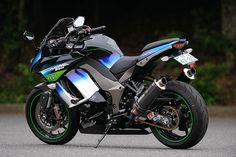 Kawasaki Ninja 1000 by Nojima Japan